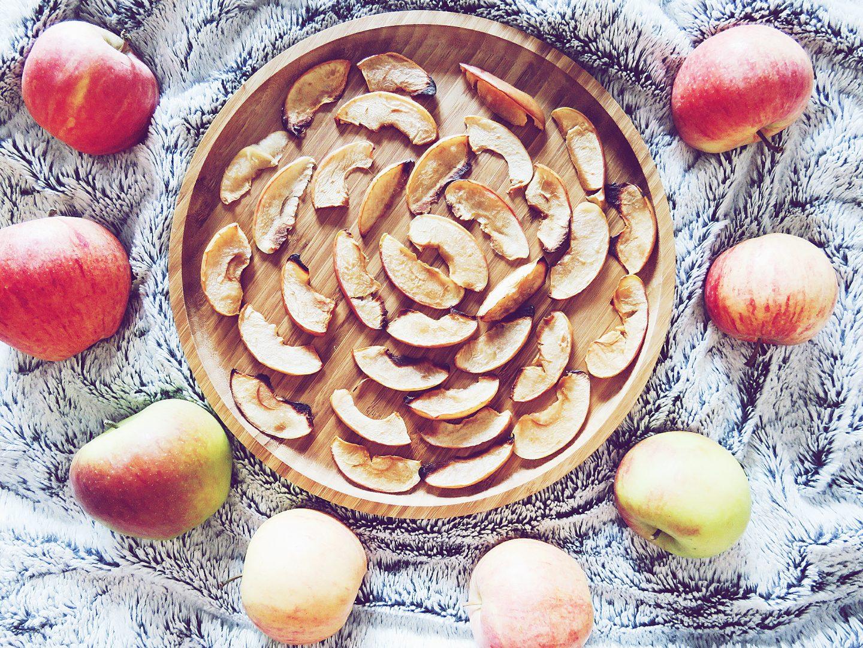 Monodiète de pommes : les recettes