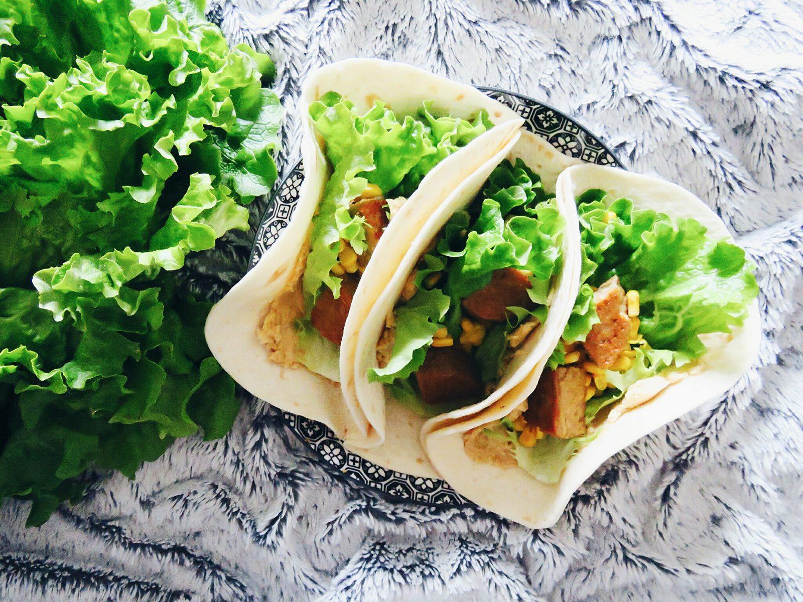 Tacos végétaliens ultra-simples