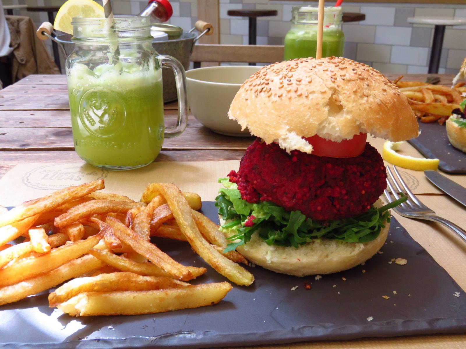 Bonnes adresses veggies sur Madrid